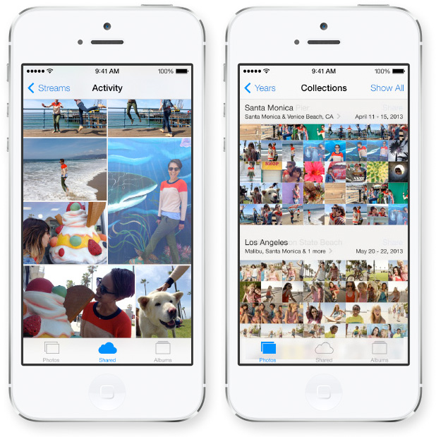 Cancellare insieme di immagini da Foto iPhone ed iPad