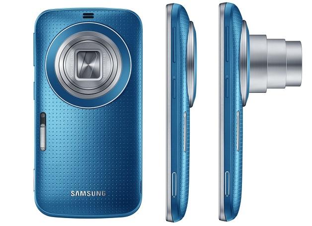 Samsung Galaxy K Zoom: ecco il primo video spot ufficiale italiano