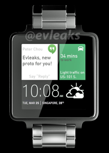 Android Wear HTC