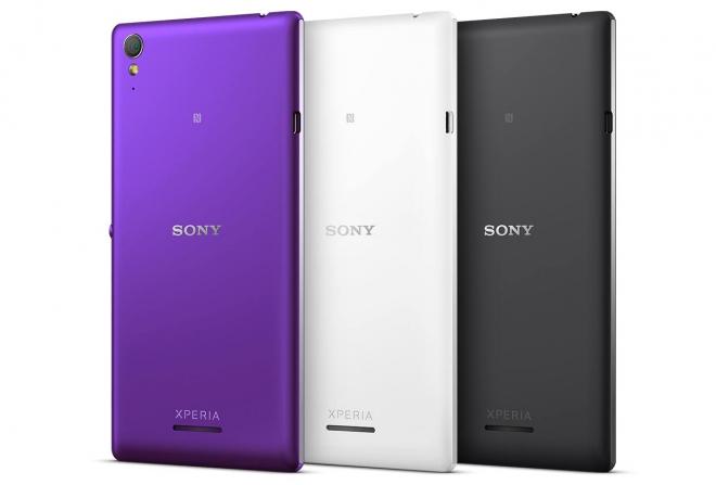 Sony Xperia T3 in India viene dato la smartband in omaggio, in Italia no