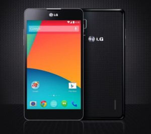 Aggiornamento LG Optmius G Ad Android Kitkat