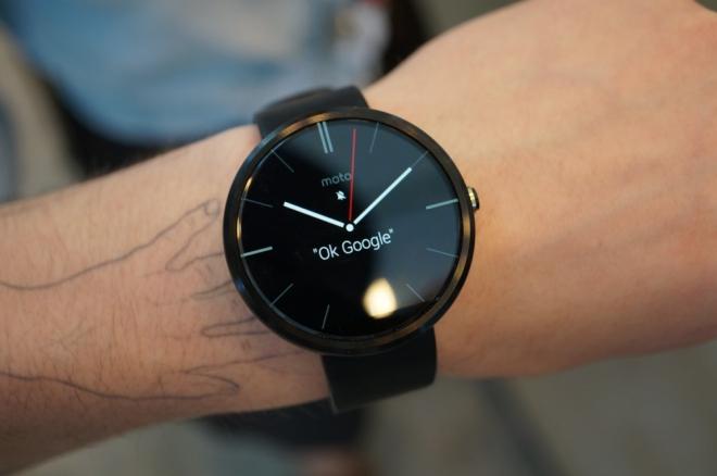 Motorola Moto 360 potrebbe avere un sensore di luminosità