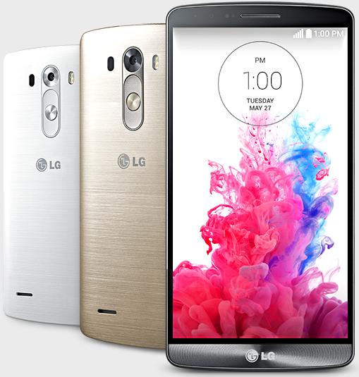 LG G3 con Snapdragon 805 in vendita in Corea dal 25 luglio
