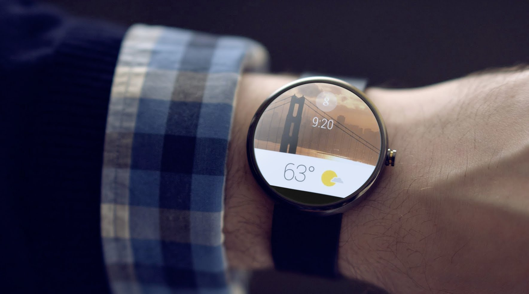Android Wear sarà aggiornato ad Android L con un API per le watch faces
