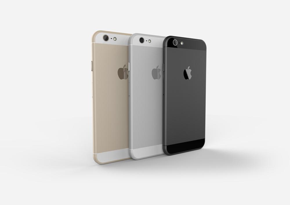 Amazon Japan rivela misure e peso di iPhone 6