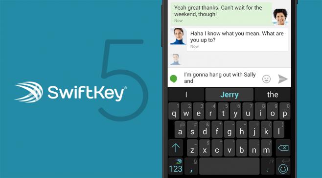 Swiftkey prepara un major update per migliorare le perfomance della tastiera