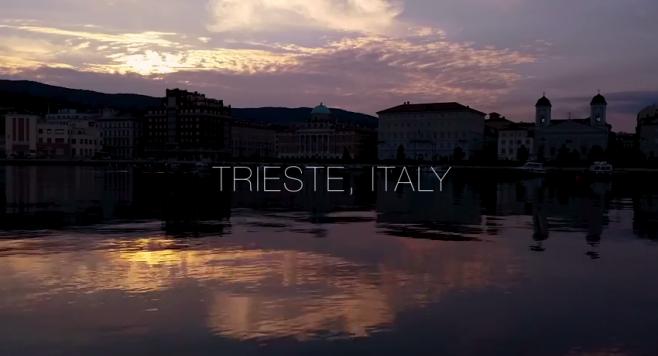 Samsung Galaxy S5 ci porta a Trieste con il suo ultimo video promo