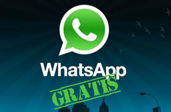 Come si fa ad avere Whatsapp gratis