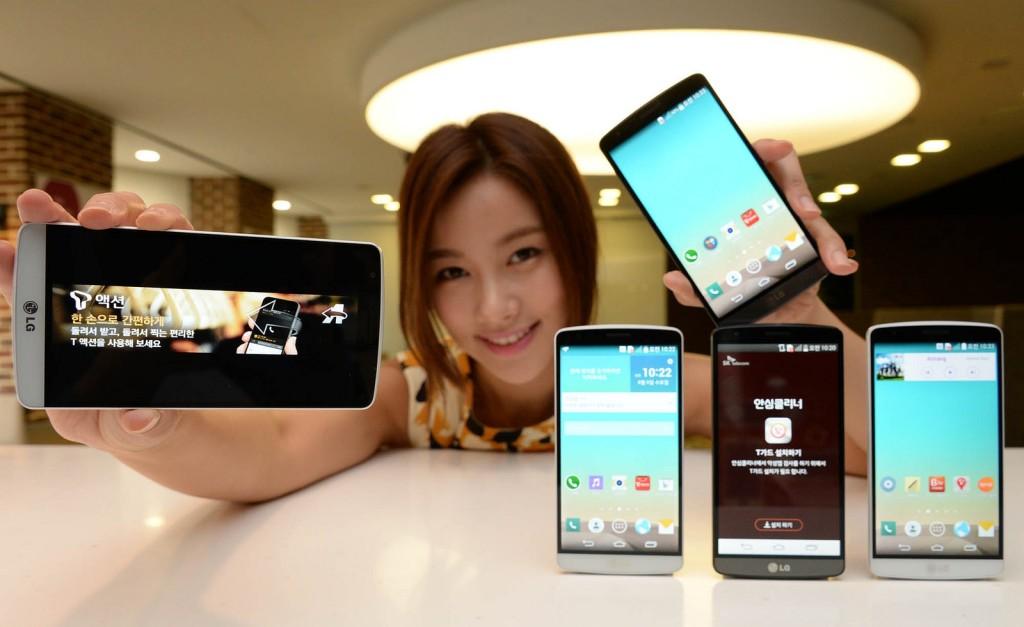 LG G3 A presentato in Corea: il nuovo incrocio fra G2 e G3