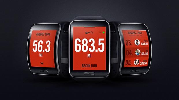 Samsung annuncia Nike+: la prima App per Gear S