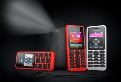 Microsoft annuncia Nokia 130: un telefono da 19 euro