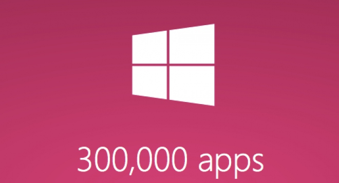 Windows Phone Store raggiunge il traguardo delle 300.000 App