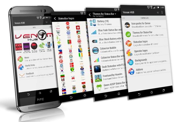 ViperOneM8 ROM per HTC One M8 si aggiorna alla versione 2.0