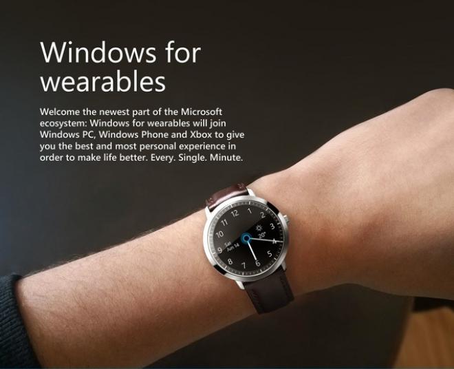 Microsoft Smartwatch: ecco che si mostra in vari concept