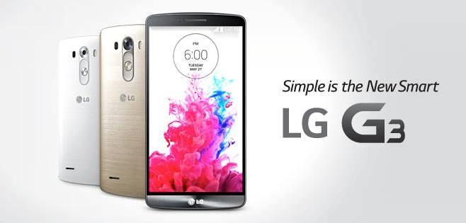 Aggiornamento LG G3 No Brand in Italia: ecco un minor update