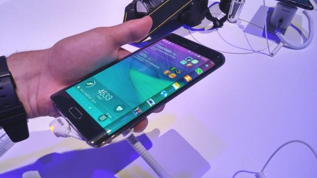 Samsung Galaxy Note Edge: potrebbe arrivare in USA ed Europa