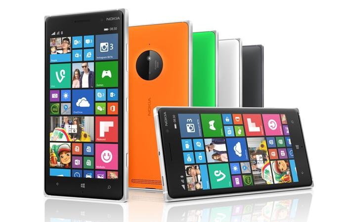Microsoft presenta Lumia 830 all'IFA 2014