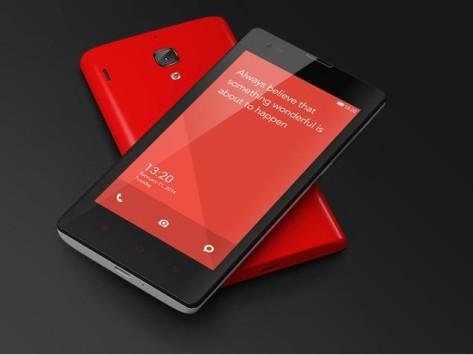 Xiaomi Redmi 1S è tra gli smartphone più venduti al mondo