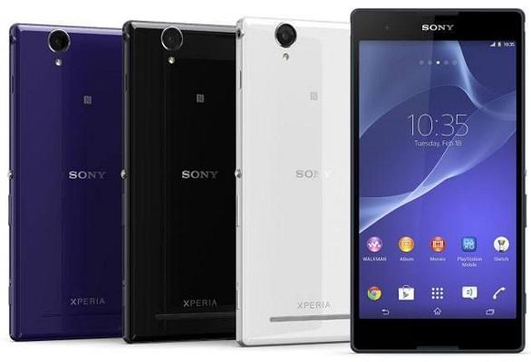 Sony Xperia T2 Ultra si aggiorna ad Android 4.4.4 Kitkat