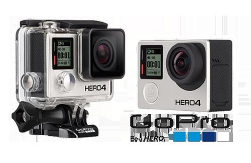 GoPro presenta la nuova HERO 4