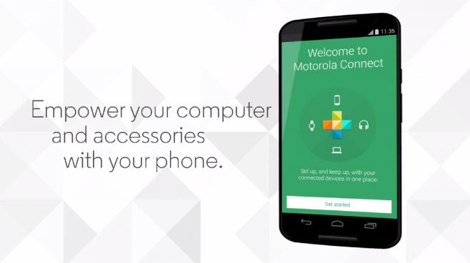 Motorola Connect: ecco le novità per la gestione di Motorola Moto 360