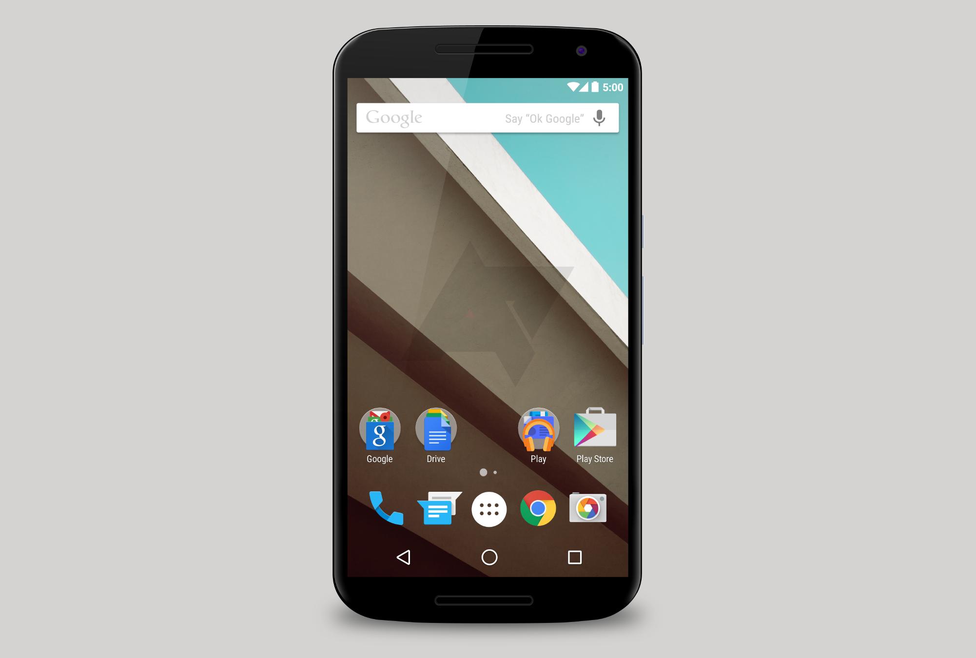 Motorola Nexus 6: eccolo in un primo render
