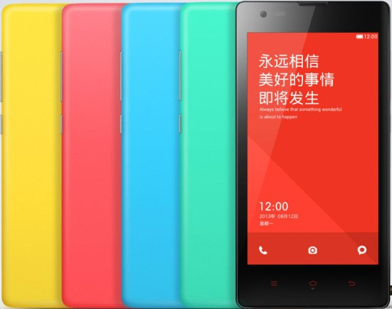 Xiaomi: venduti ben 40.000 Xiaomi Redmi 1S in 4,2 secondi