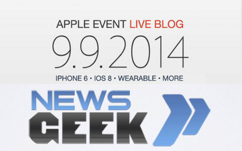 Apple: presentazione iPhone 6, Apple Watch… (LIVE BLOG)