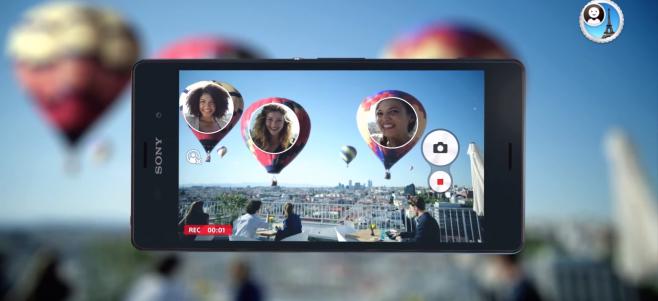 Sony Face In: ecco un video che mostra le nuove funzionalità della fotocamera Sony