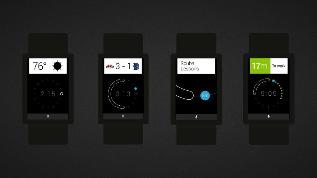 Android Wear: ecco com'era nei vecchi disegni di Google