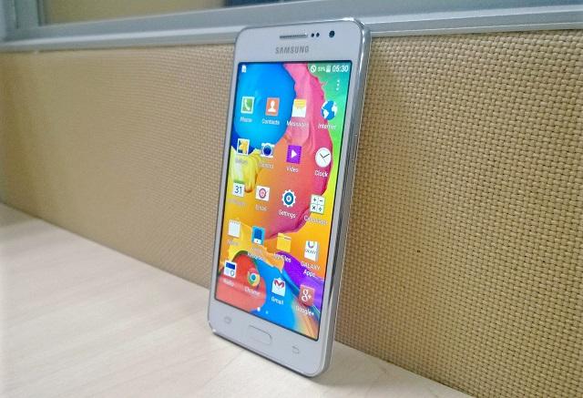 Samsung Galaxy Grand Prime: ecco il selfie Phone di Samsung