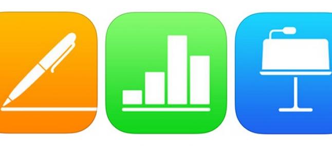 La suite di iWork si aggiorna ad iOS 8