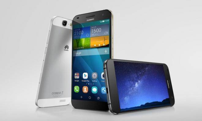 Huawei Ascend G7: ecco il nuovo Huawei con schermo in zaffiro