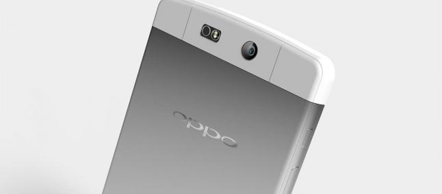 Oppo N3: ecco un nuovo render che mostra un design più classico