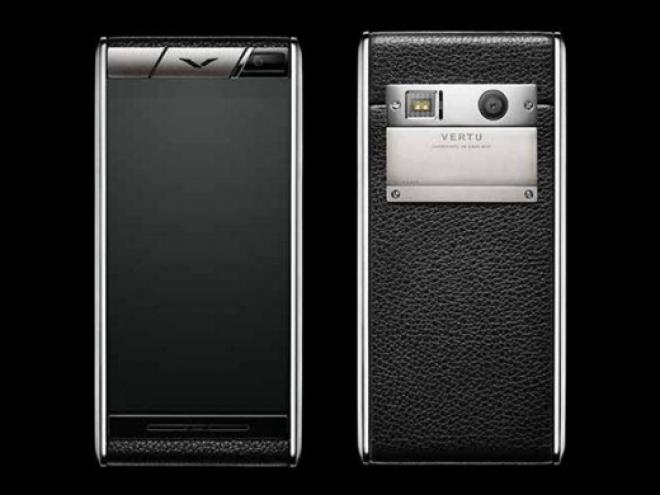 Vertu Aster: in arrivo uno smartphone di lusso con Android a bordo