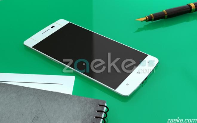 Oppo N3: nuovi render e specifiche tecniche