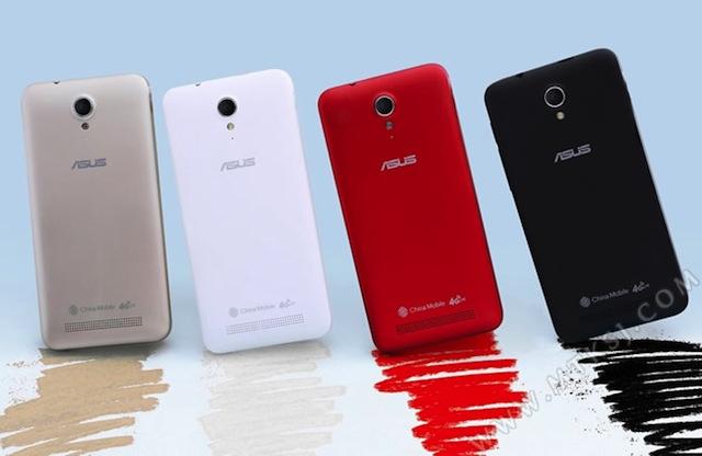 Asus presenta Zenfone 4: il nuovo Entry Level a 100 euro con LTE