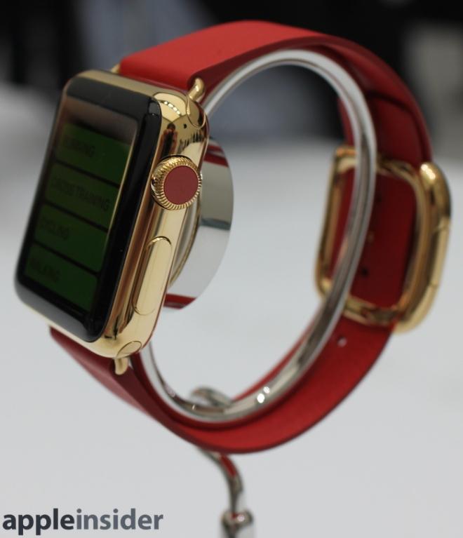 Apple Watch con case in oro da 18 carati potrebbe superare i 1000€