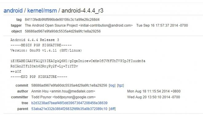 Google rilascia il codice sorgente dei primi terminali Android One