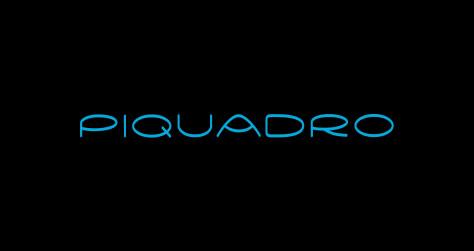Recesione Borsa espandibile porta PC e porta iPad/iPad®Air Blue Square Piquadro