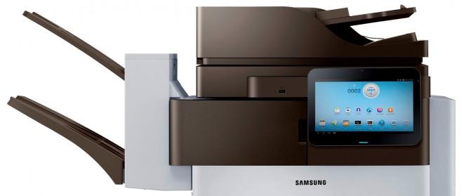 Samsung lancia una linea di stampanti con Android a bordo