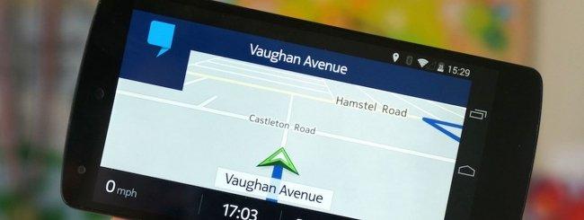 HERE Maps per Android, arriva la preview su Nexus 5