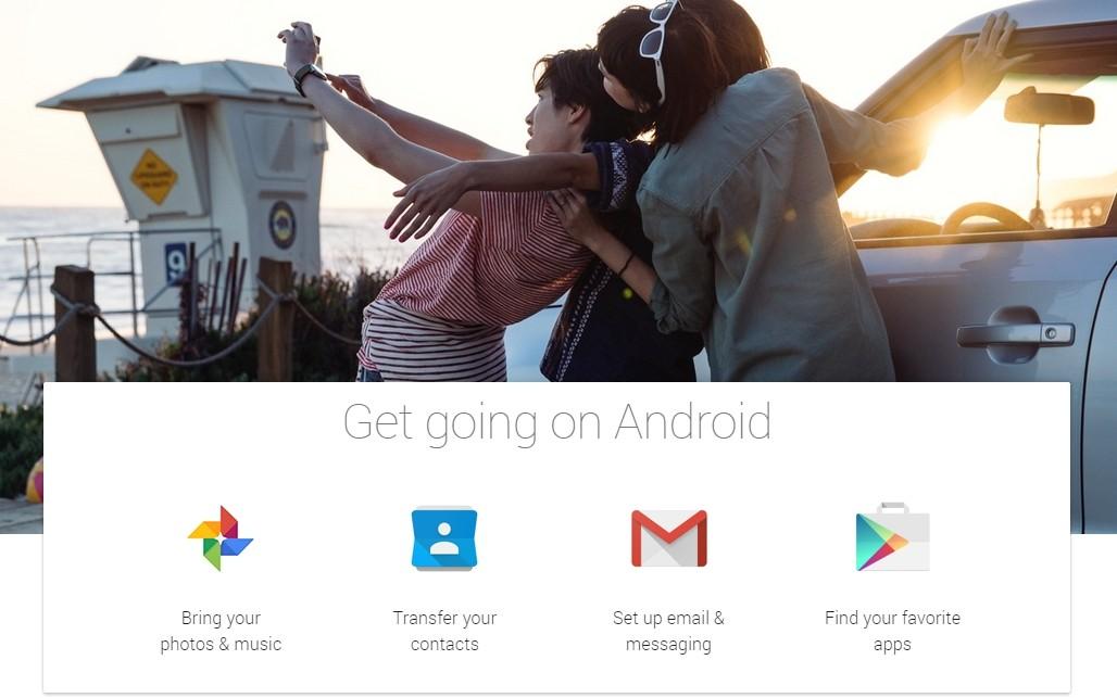 Google lancia la guida ufficiale per passare da iOS ad Android