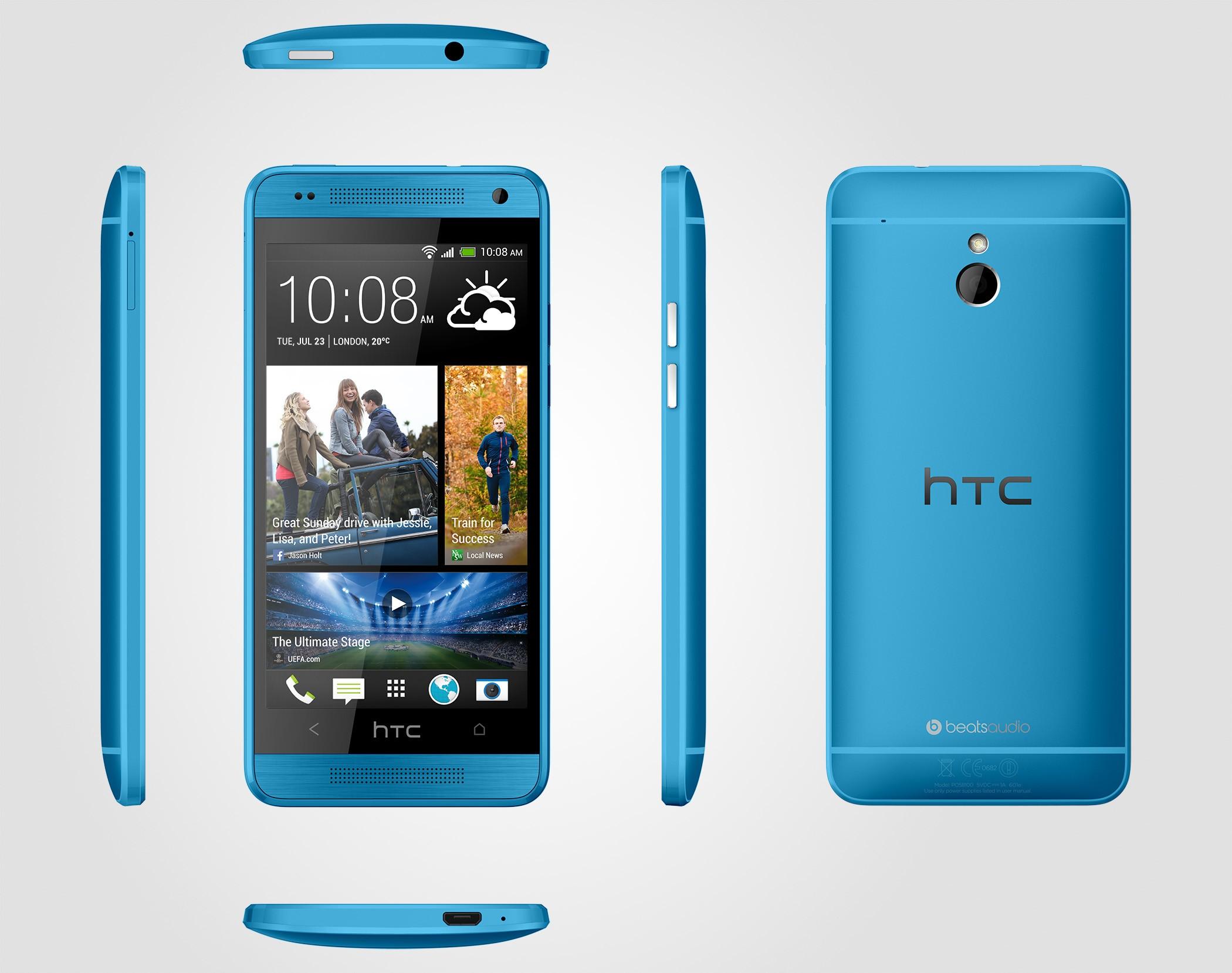 Aggiornamento HTC One M7 Mini: anche lui riceverà lollipop 5.0