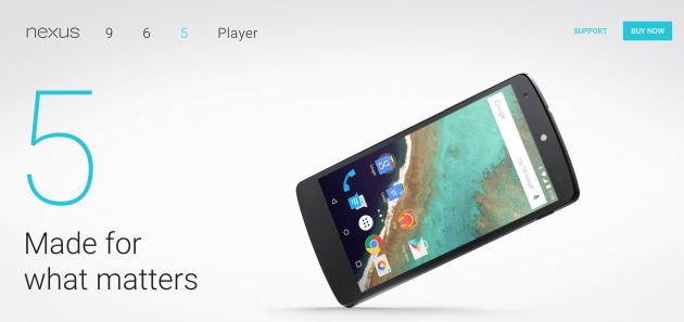 Nexus 5 sarà l'alternativa economica: abbandonano il mercato Nexus 7 e 10