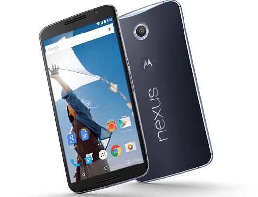 Google Nexus 6 in pre-ordine su Amazon.it