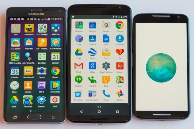 Nexus 6 ha i comandi vocali anche a schermo spento, migliori anche di quelli di Moto X 2014