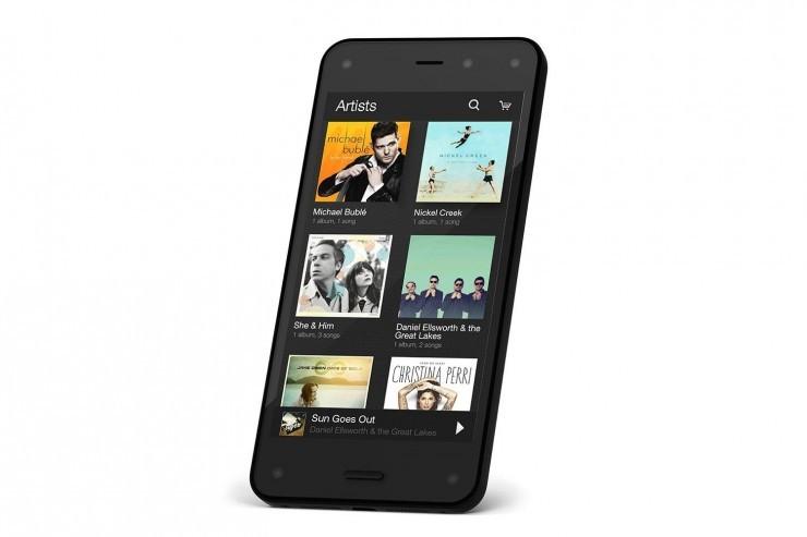 Amazon perde ben 473Mln di Dollari nell'ultimo trimestre:Tutta colpa di Fire Phone