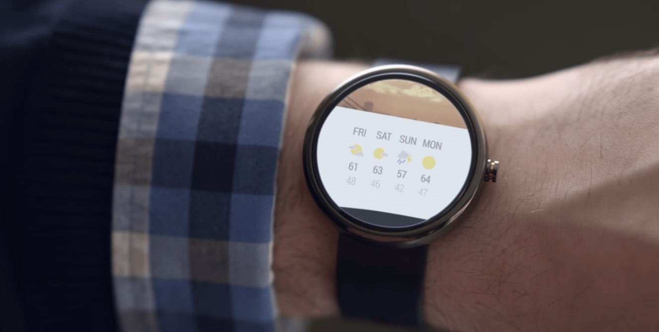 Google vuole rendere Android Wear (in futuro) compatibile anche con IOS