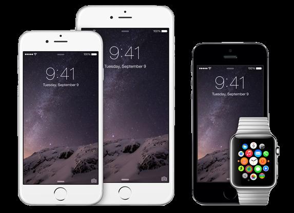 Apple Watch potrà essere gestito con la sua App ufficiale su App Store